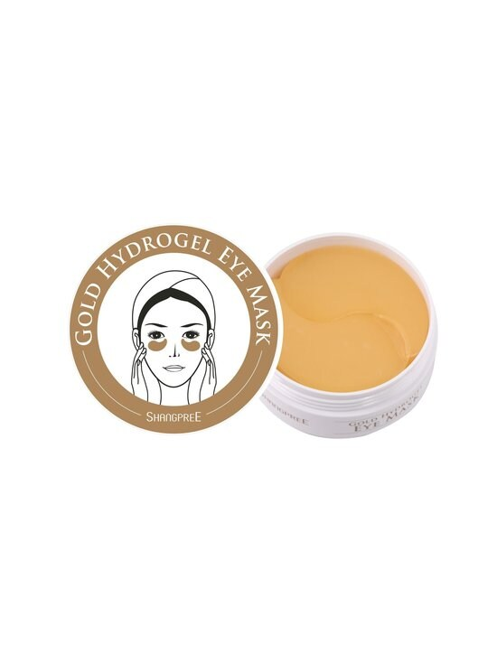 Shangpree - Gold Hydrogel Eye Mask -naamiolaput - NOCOL | Stockmann - photo 1