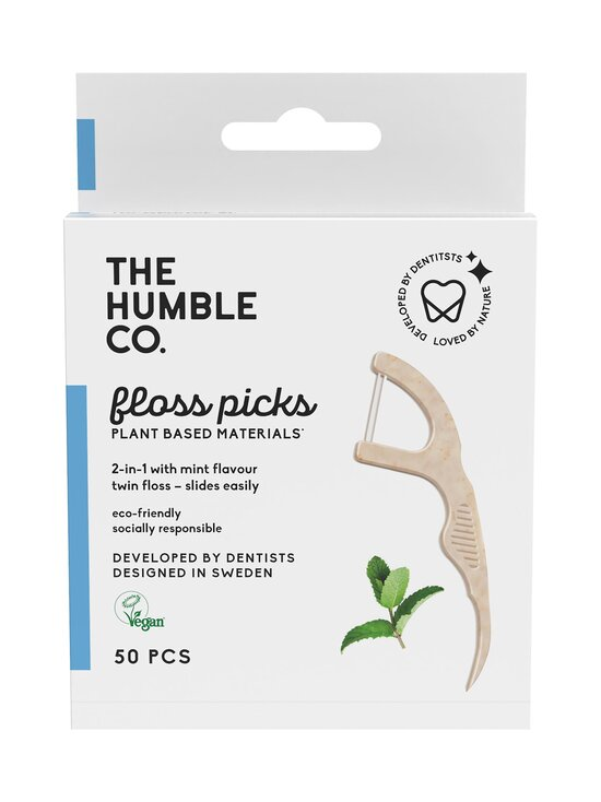 Humble Brush - Hammaslankain 50 kpl - WHITE | Stockmann - photo 1