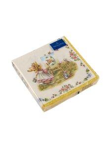 Villeroy & Boch - Easter Accessories Lunch Napkin Bunnies -servetti 33 x 33 cm, 20 kpl - MULTICOLOR | Stockmann