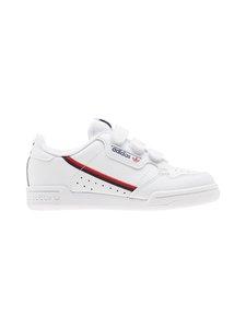 adidas Originals - Continental 80 -tennarit - CLOUD WHITE/CLOUD WHITE/SCARLET | Stockmann