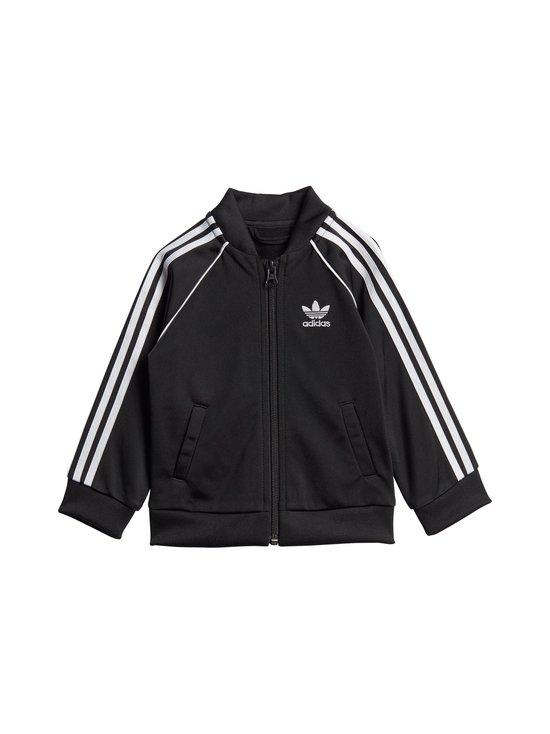 adidas Originals - SST Track Suit -verryttelyasu - BLACK/WHITE | Stockmann - photo 1