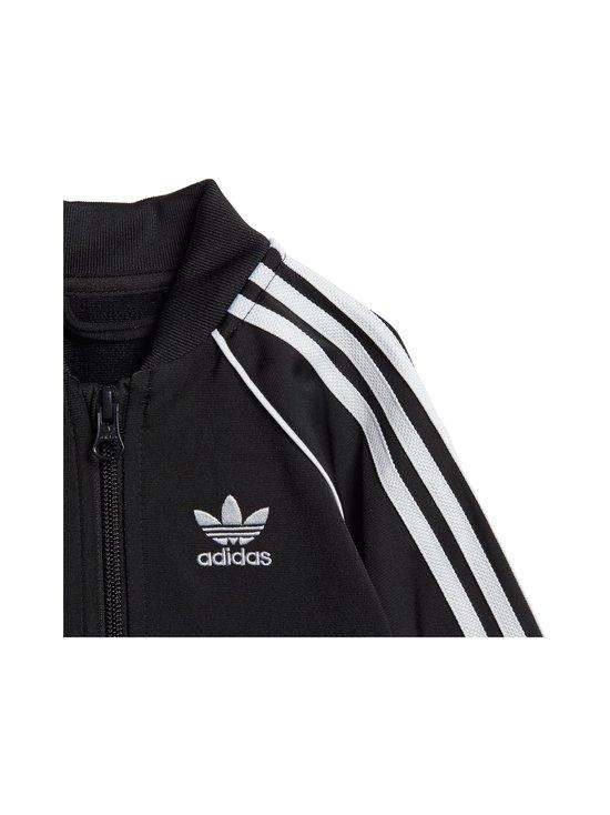 adidas Originals - SST Track Suit -verryttelyasu - BLACK/WHITE | Stockmann - photo 3