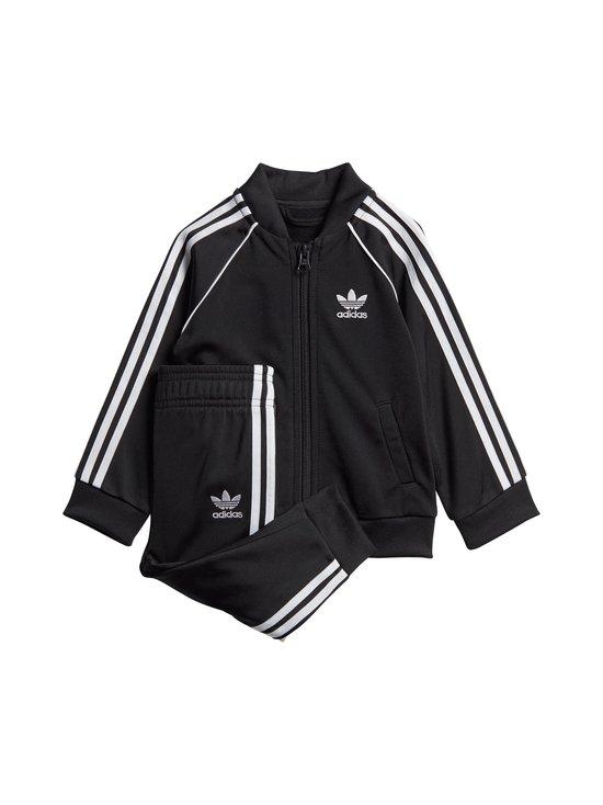 adidas Originals - SST Track Suit -verryttelyasu - BLACK/WHITE | Stockmann - photo 8