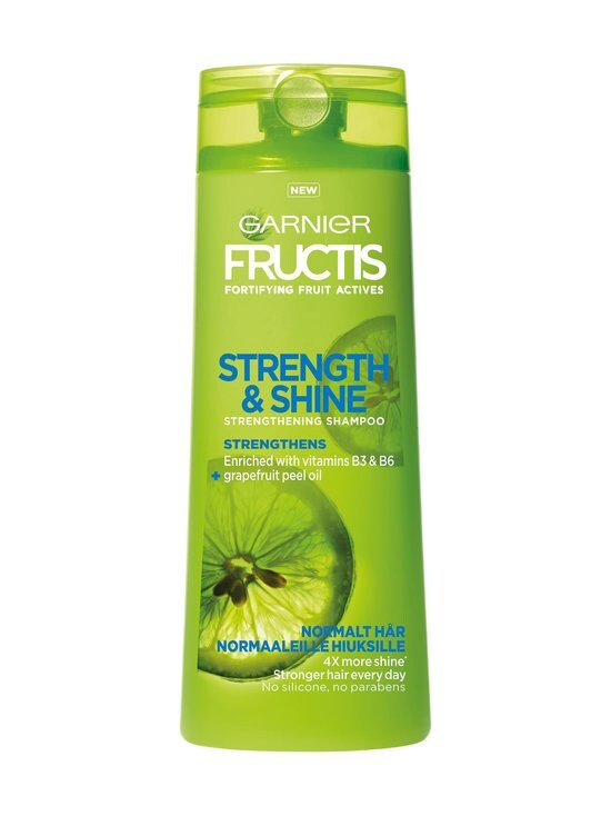 Garnier - Fructis Strength & Shine -shampoo 250 ml - null   Stockmann - photo 1