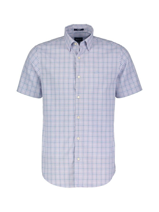 Oxford Check Regular Fit -kauluspaita