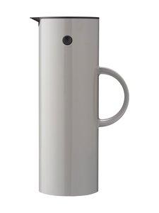 Stelton - EM77-termoskannu 1 l - LYSEGRÅ (VAALEANHARMAA) | Stockmann