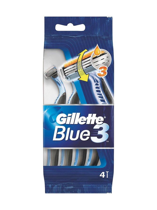 Blue3-varsiterä 4 kpl