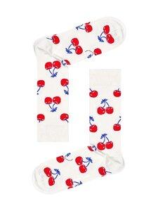Happy Socks - Cherry-sukat - 1300-WHITE | Stockmann
