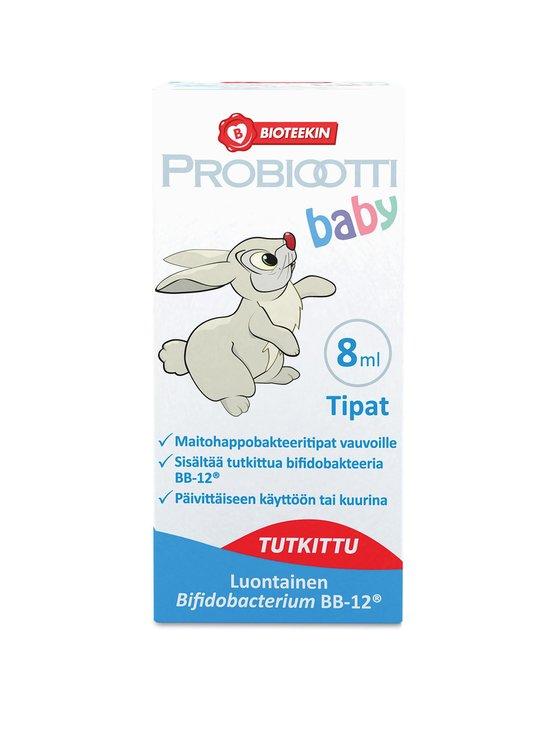 Bioteekki - Probiootti Baby -maitohappobakteeritipat 8 ml - null | Stockmann - photo 1