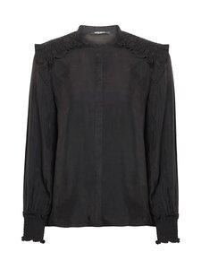 BRUUNS BAZAAR - Sianna Elenera Shirt -pusero - BLACK | Stockmann