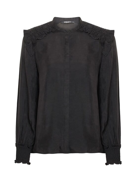 BRUUNS BAZAAR - Sianna Elenera Shirt -pusero - BLACK   Stockmann - photo 1