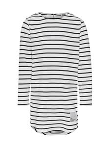 KIDS ONLY - KonKimi-mekko - CLOUD DANCER STRIPES:BLACK + SILVER PATCH | Stockmann