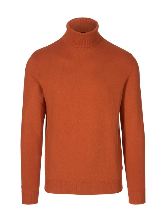Jack & Jones - JjeEmil Knit Roll Neck -neule - UMBER | Stockmann - photo 1