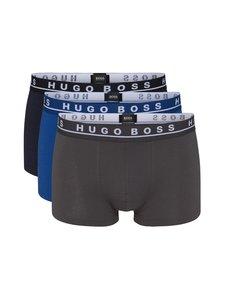 BOSS - Bokserit 3-pack - 487 OPEN BLUE | Stockmann