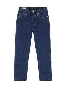 Levi's - 501 Crop Jeans -farkut - 226 DARK INDIGO - FLAT FINISH | Stockmann