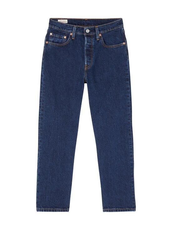 Levi's - 501 Crop Jeans -farkut - 226 DARK INDIGO - FLAT FINISH | Stockmann - photo 1