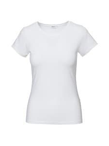 Filippa K - Fine Lycra T-Shirt -paita - 1009 WHITE | Stockmann