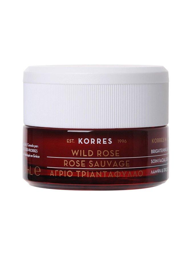 Wild Rose Sleeping Facial -yövoide/hoitonaamio 40 ml