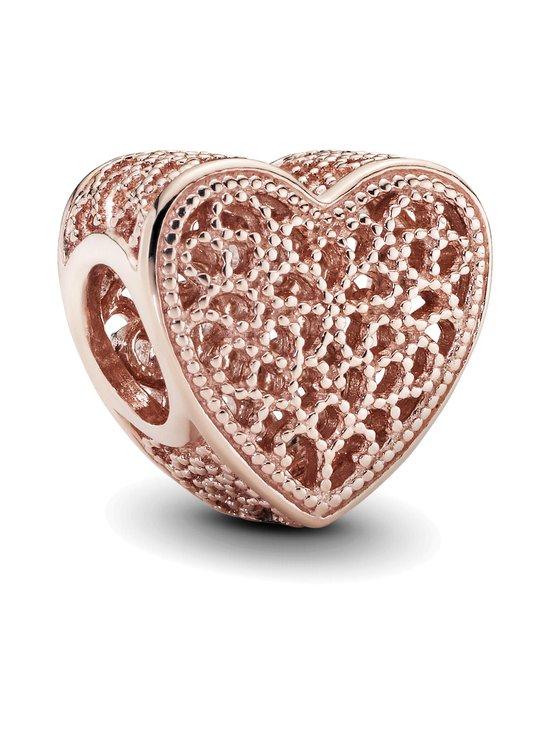 Pandora - Rose Openwork Heart - ROSE | Stockmann - photo 1