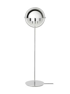 Gubi - Multi-Lite Floor Lamp -lattiavalaisin - CHROME | Stockmann