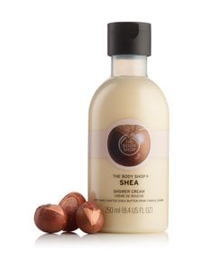 The Body Shop - Shea Shower Cream -suihkuvoide 250 ml | Stockmann