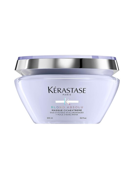 Kerastase - Blond absolu cicaextreme Masque Cicaextreme - Intense Post-Bleaching Procedure Mask -hiusnaamio 200 ml - NOCOL | Stockmann - photo 1