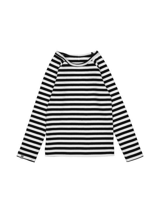 Metsola - Striped-paita - 70 STRIPED (BLACK-GREY) | Stockmann - photo 1