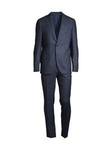 SAND Copenhagen - Star Napoli Craig Normal Suit -puku - MEDIUM BLUE 570 | Stockmann