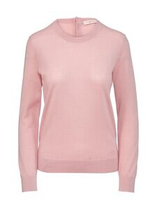 Tory Burch - Cashmere Iberia Pullover -kashmirneule - 662 AUTUMN PINK | Stockmann