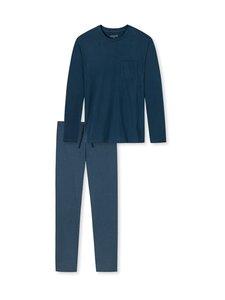 Schiesser - Pyjama - 803 DARK BLUE | Stockmann