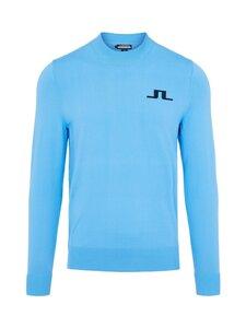 J.Lindeberg - Gus Golf Sweater -neule - O258 OCEAN BLUE | Stockmann