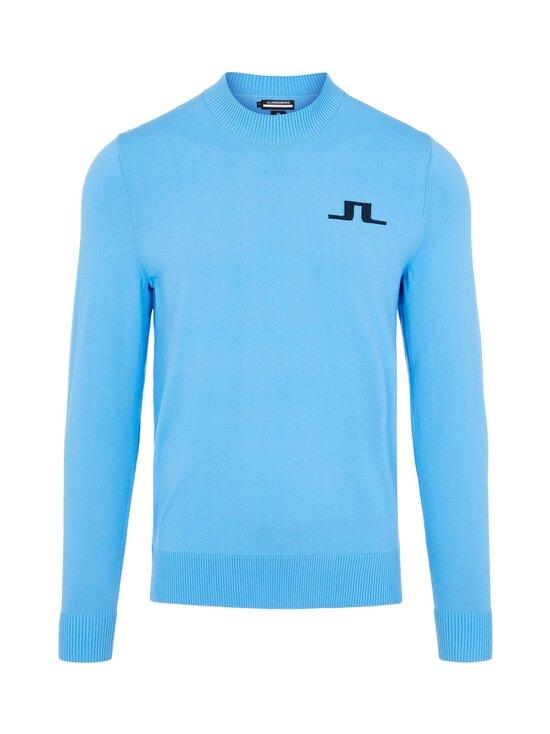 J.Lindeberg - Gus Golf Sweater -neule - O258 OCEAN BLUE | Stockmann - photo 1