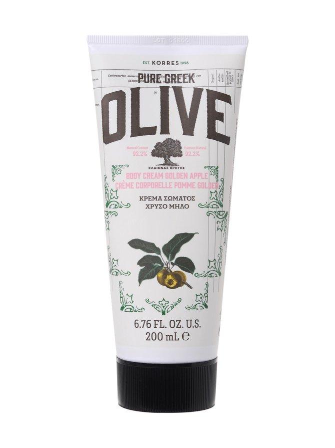 Pure Greek Olive Golden Apple Body Milk -vartalovoide 200 ml