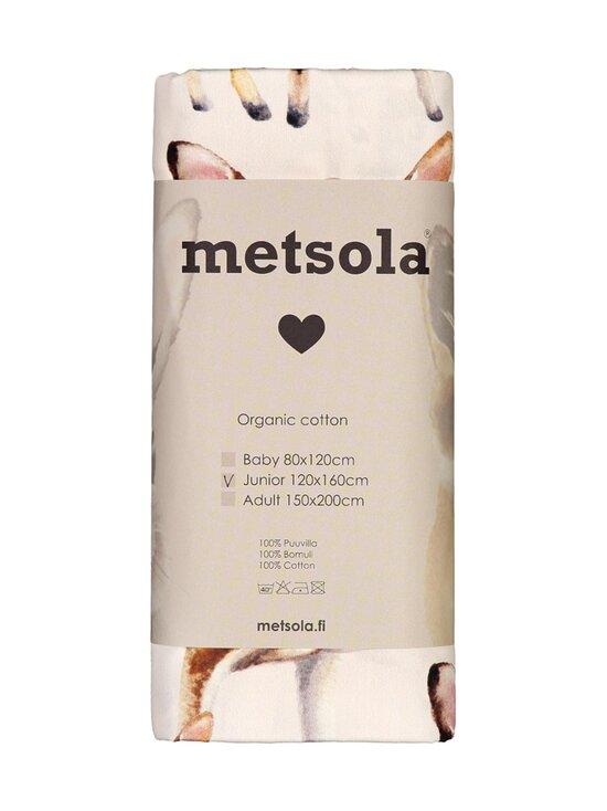Metsola - Junior- lasten pussilakanasetti 120 x 160 + 50 x 60 cm - BAMBI | Stockmann - photo 2