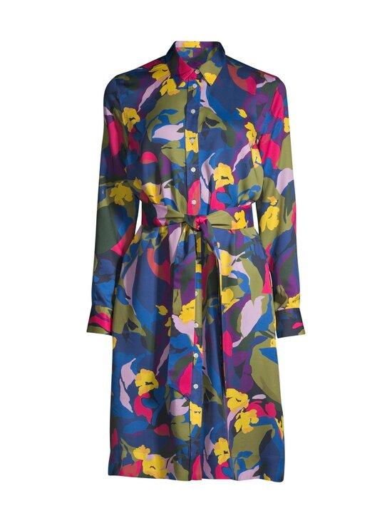 Splendid Floral Shirt Dress- mekko