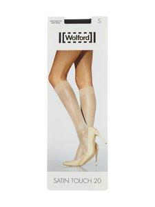 Wolford - Satin Touch 20 den -polvisukat - BLACK | Stockmann
