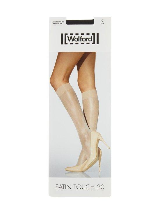 Wolford - Satin Touch 20 den -polvisukat - BLACK | Stockmann - photo 1