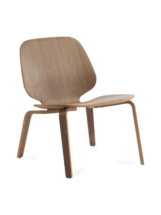 Normann Copenhagen - My Chair Lounge -tuoli - WALNUT | Stockmann - photo 1