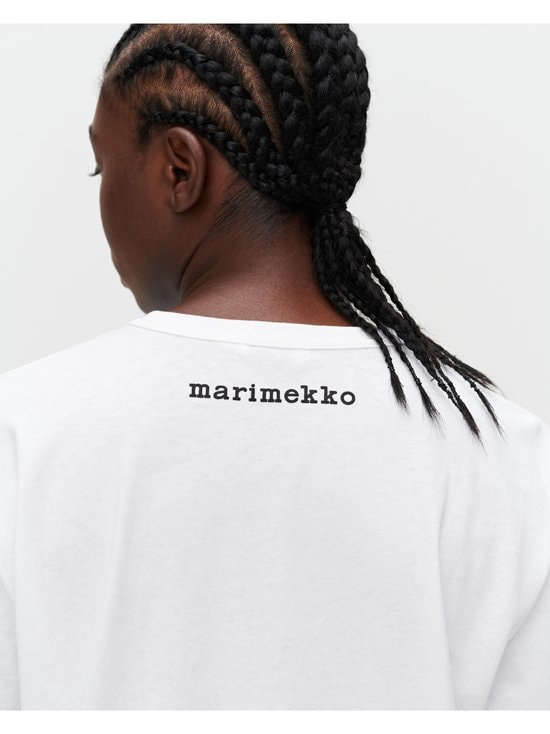 Marimekko - Pakkas-paita - 100 WHITE | Stockmann - photo 4