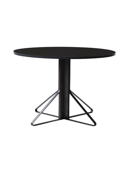 Artek - REB004 Kaari -pöytä, HPL - BLACK GLOSSY/BLACK OAK (MUSTA) | Stockmann - photo 1