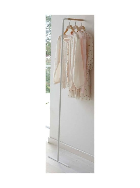 Yamazaki - Tower Slim Leaning Coat Rack -naulakko - WHITE | Stockmann - photo 3