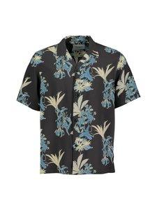 Carhartt WIP - Hawaiian Floral Shirt -kauluspaita - HAWAIIAN FLORAL PRINT, BLACK | Stockmann
