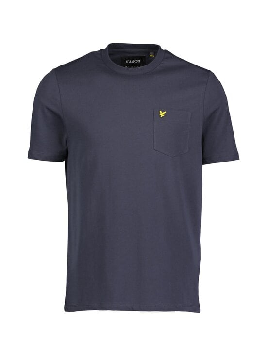 Lyle & Scott - Relaxed Pocket t-paita - Z271 DARK NAVY | Stockmann - photo 1