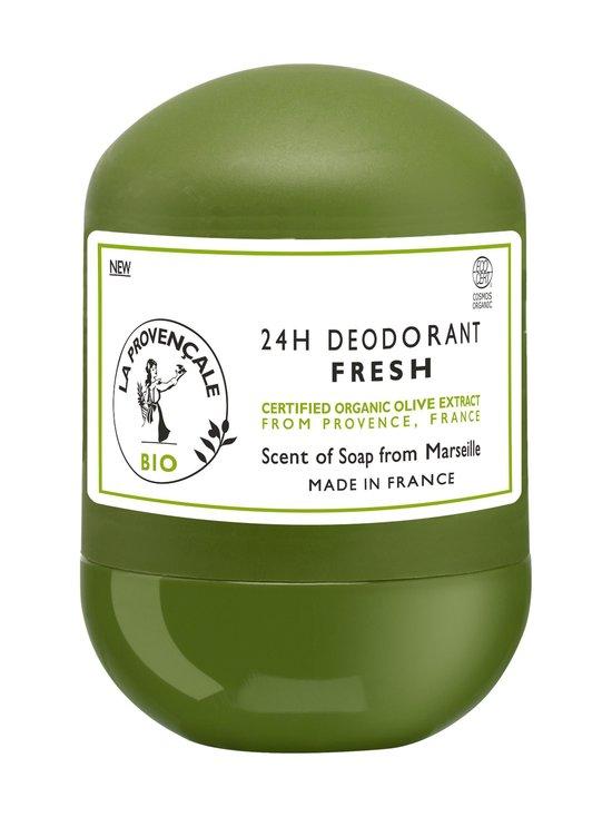 La Provencale Bio - 24 h Deodorant Fresh -deodorantti 50 ml - NOCOL   Stockmann - photo 1