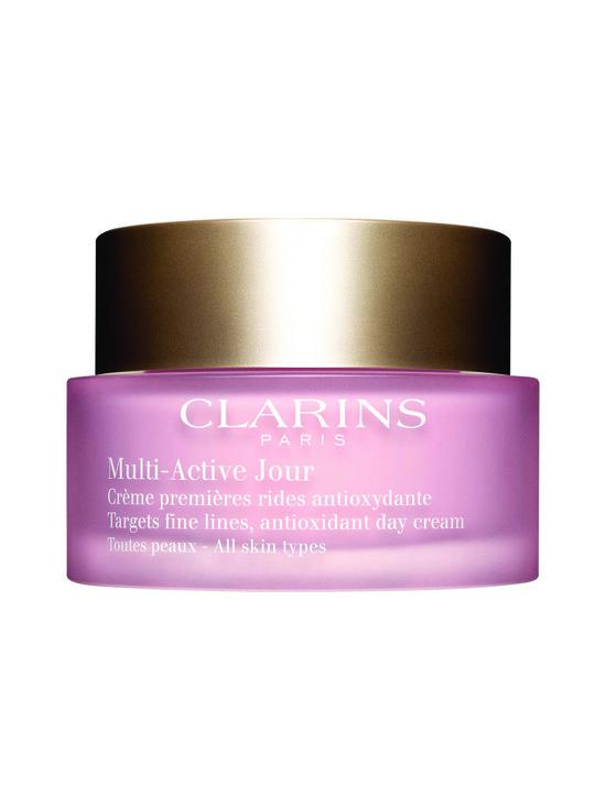 Clarins - Multi-Active Day Cream For All Skin Types -päivävoide 50 ml   Stockmann - photo 1