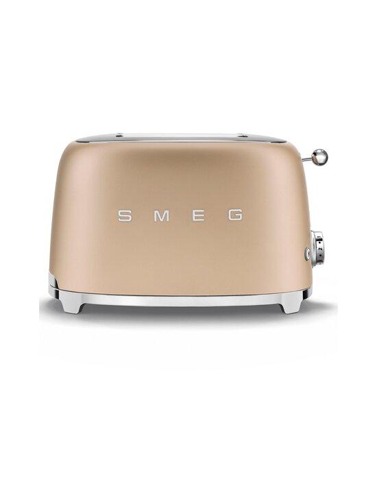 Smeg - TSF01CHMEU-leivänpaahdin, 2 viipaleelle - MATT BEIGE | Stockmann - photo 2