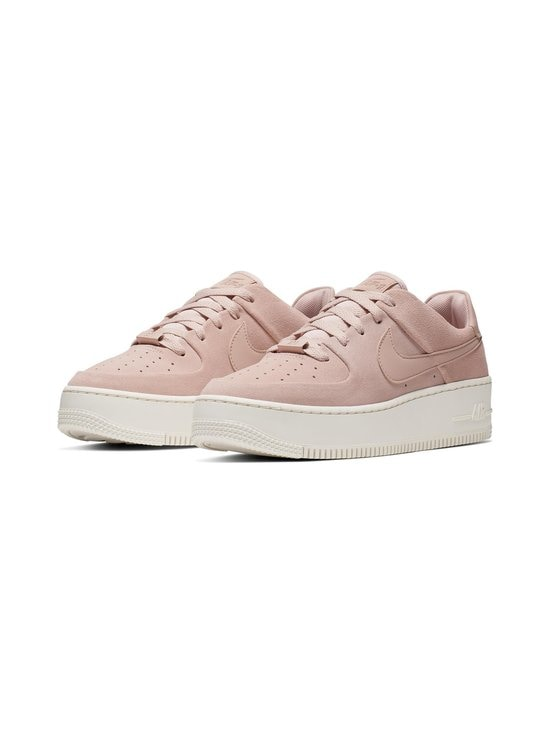 Nike - W Air Force 1 Sage Low -tennarit - PARTICLE BEIGE   Stockmann - photo 11