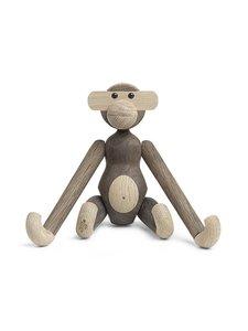 Kay Bojesen - Monkey Small -apinafiguuri 20 cm - SAVUSTETTU TAMMI/TAMMI | Stockmann
