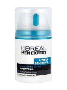 L'ORÉAL MEN EXPERT - Men Expert Hydra Sensitive -suojaava ja rauhoittava kosteusvoide herkälle iholle 50 ml | Stockmann