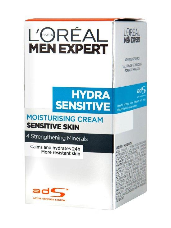 L'ORÉAL MEN EXPERT - Men Expert Hydra Sensitive -suojaava ja rauhoittava kosteusvoide herkälle iholle 50 ml | Stockmann - photo 2